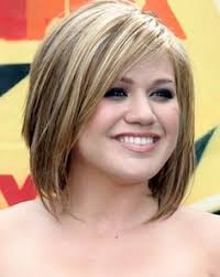 short hairstyles for fat faces age 40 20 hairstyles for chubby faces herinterest com that s clever
