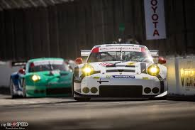 porsche falken tudor united sportscar championship comes to the streets of long