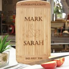 wedding gifts for couples wedding gift for couples chopping board