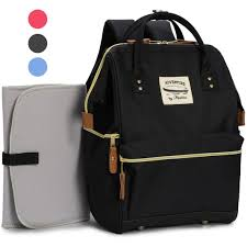 amazon com wide open designer baby diaper backpack by moskka