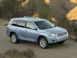 new toyota lineup toyota highlander hybrid 2008 pictures information u0026 specs