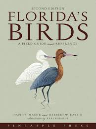 florida u0027s birds a field guide and reference david s maehr