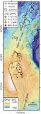Hawaii Lava Flow Map Global Volcanism Program Axial Seamount