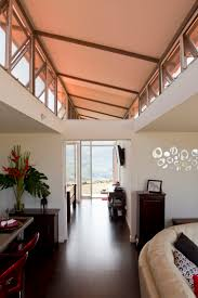 clerestory house plans wood floors and clerestory windows in costa rica container home