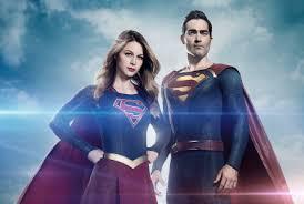 supergirl meets superman cw duo deadline