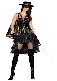 gothic halloween costumes for girls lady lumberjack costume