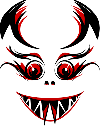 clipart halloween vampire monster