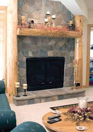 veneer fireplace stone gallery mapo house and cafeteria