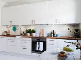 White Formica Kitchen Cabinets Kitchen Sweet Swedish Kitchen Interior Design Ideas With White