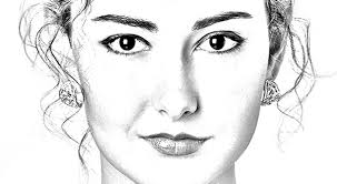 pencil sketching techniques face how to sketch faces stepstep