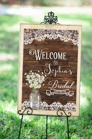 Bridal Shower Signs Wedding Welcome Sign Bridal Shower Welcome Sign Bridal Shower