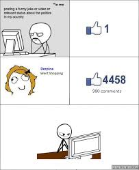 Facebook Likes Meme - facebook by trollex meme center