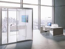 eclairage de bureau cabine de bureau acoustique avec éclairage intégré acoustic room