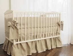 babies crib skirt