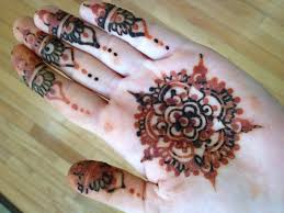 after care instructions on how to care for your henna design