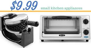 how to deal with a small kitchen macy s deal small kitchen appliances for 9 99 after