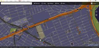 Happy Maps Happy Halloween From Bing Maps Maps Blog