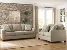 ashley furniture microfiber living room sofas loveseats u0026 chaises