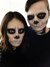 Halloween Skeleton Make Up by Happy Halloween U2014 Cynthialions