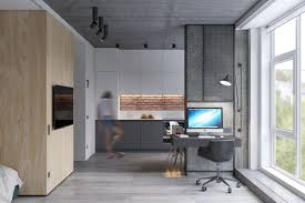 industrial studio apartment industrial apartment by union studio