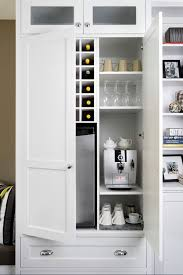 Diy Bar Cabinet 11 Genius Ways To Diy A Coffee Bar At Home Eatwell101