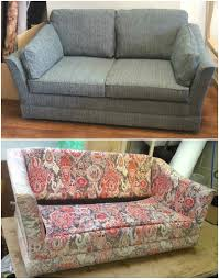 Recovering Leather Sofa Diy Car Seat Upholstery Reupholstery Cost Sofa Upholstery