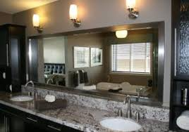 custom bathroom mirrors custom bathroom mirrors great custom mirrors orlando unique