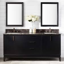 Bathroom Vanity With Side Cabinet Bathroom Custom Built Vanity Bathroom Vanity Two Sinks Bathroom