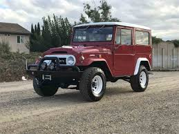 classic land cruiser for sale classic toyota fj cruiser for sale on classiccars com