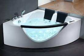 Contemporary Bathtub Jetted Tub For Two U2013 Seoandcompany Co