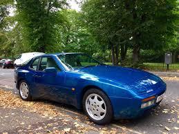 porsche 944 blue used 1991 porsche 944 s2 cabrlt for sale in london pistonheads