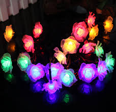 Chinese Lanterns String Lights by Flowers String Lights Promotion Shop For Promotional Flowers