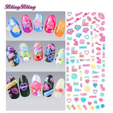best kiss nail art stickers ideas everyday style ideas 21