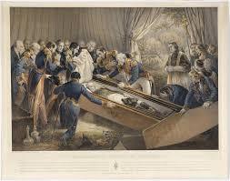 what happened to napoleon u0027s body shannon selin