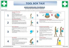 product categories tool box talks hughes health u0026 safety