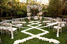 outside wedding ideas gorgeous outdoor wedding decor ideas all about home design
