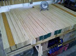 Woodworking Bench Top Thickness by Plan To Build