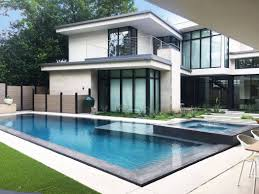 home design story pool house in dallas by classic modern design build dream house