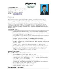 Network Engineer Resume Example by Resume Samples Hardware Engineer