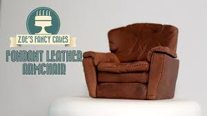 Zoe Armchair Fondant Arm Chair And Sofa How To Cake Decorating Tutorial Video