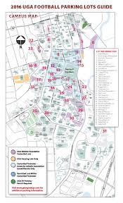 Gatech Campus Map Georgia Florida Parking Map Afputra Com