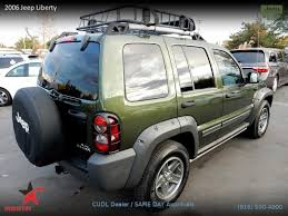 2006 green jeep liberty green jeep liberty in california for sale used cars on buysellsearch