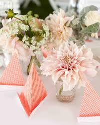 table decorations for wedding 39 simple wedding centerpieces martha stewart weddings