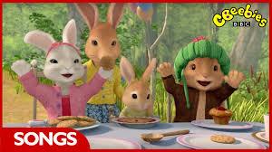 rabbit birthday cbeebies rabbit happy birthday song
