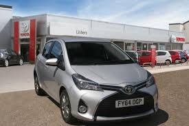 used toyota yaris manual for sale motors co uk