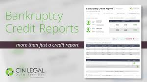 lexisnexis instant verify import credit report data into your bankruptcy software