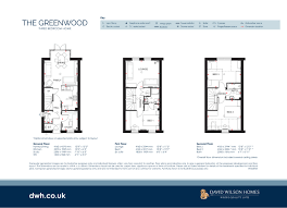 hewenden ridge floor plans cullingworth bradford uk