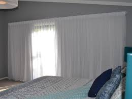 Bright Red Sheer Curtains Sheer Curtains Interior Design Explained