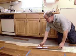 can you install hardwood floors on concrete gurus floor