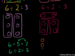 basic division practice division facts khan academy